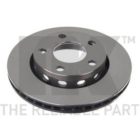 Brake Disc 2047131 NK Secure payment — only new parts