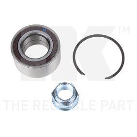 Kit cuscinetto ruota NK 752340 comprare e sostituisci