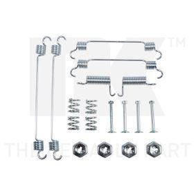 Kit accessori, Ganasce freno NK 7922737 comprare e sostituisci