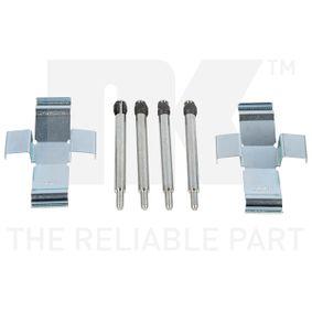 Kit d'accessoires, plaquette de frein à disque 7999913 acheter - 24/7!