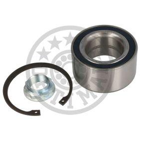 Kit cuscinetto ruota 501158 con un ottimo rapporto OPTIMAL qualità/prezzo