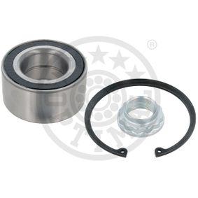 Kit cuscinetto ruota 502135 con un ottimo rapporto OPTIMAL qualità/prezzo