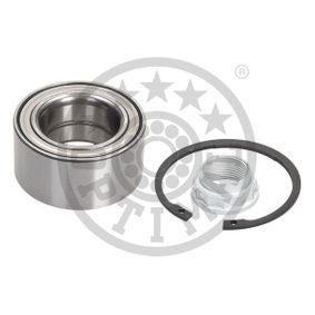 Kit cuscinetto ruota 502629 con un ottimo rapporto OPTIMAL qualità/prezzo
