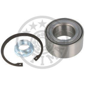Kit cuscinetto ruota 502691 con un ottimo rapporto OPTIMAL qualità/prezzo