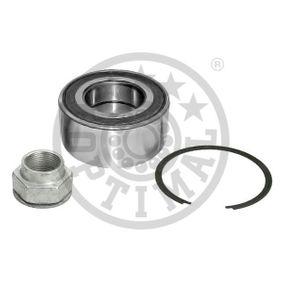 Kit cuscinetto ruota 801267 con un ottimo rapporto OPTIMAL qualità/prezzo
