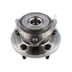 Radlagersatz OPTIMAL 991863 Pkw-ersatzteile für Autoreparatur