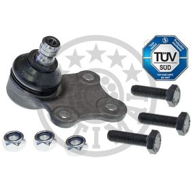 buy OPTIMAL Repair Kit, ball joint G3-050 at any time