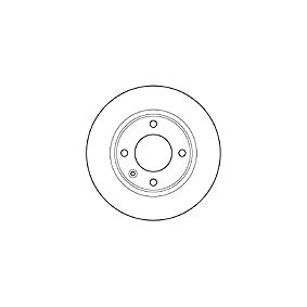 Brake Disc 15307 MAPCO Secure payment — only new parts
