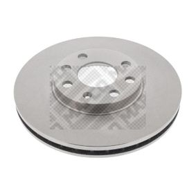 Brake Disc 15844 MAPCO Secure payment — only new parts
