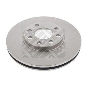 Disco de travão 15844 MAPCO Pagamento seguro — apenas peças novas