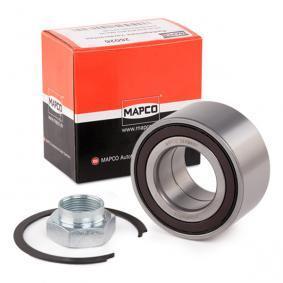 Kit cuscinetto ruota 26026 con un ottimo rapporto MAPCO qualità/prezzo