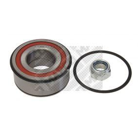 Kit cuscinetto ruota 26104 con un ottimo rapporto MAPCO qualità/prezzo