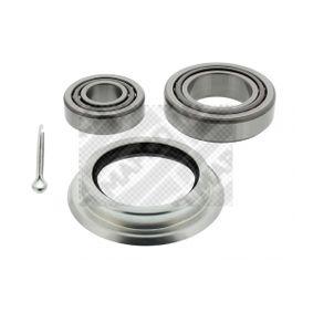 Kit cuscinetto ruota 26610 con un ottimo rapporto MAPCO qualità/prezzo