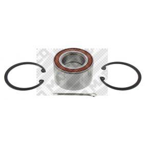 Kit cuscinetto ruota 26802 con un ottimo rapporto MAPCO qualità/prezzo