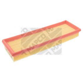 въздушен филтър 60047 с добро MAPCO съотношение цена-качество