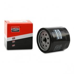 Filtro de óleo 61440 com uma excecional MAPCO relação preço-desempenho