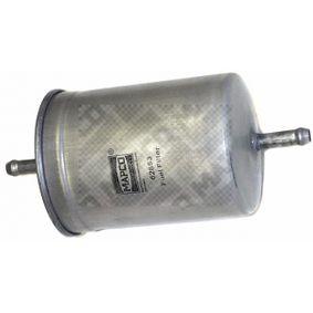 ostke ja asendage Kütusefilter MAPCO 62853