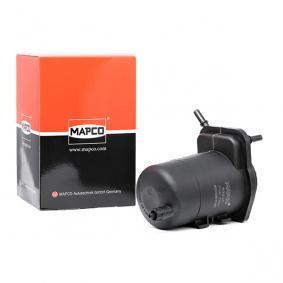 63500 Palivový filter MAPCO Obrovský výber — ešte väčšie zľavy