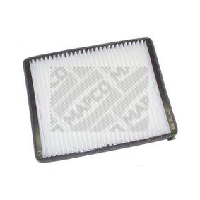 филтър, въздух за вътрешно пространство 65527 за NISSAN TERRANO на ниска цена — купете сега!