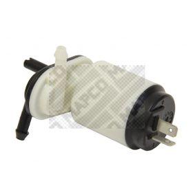 Pompa acqua lavaggio, Tergicristallo MAPCO 90701 comprare e sostituisci