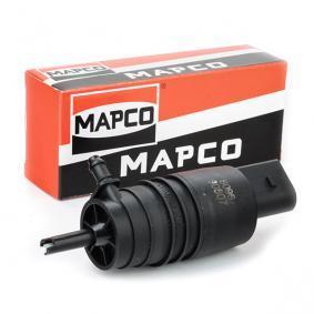 водна помпа за миещо устр., почистване на стъклата 90807 с добро MAPCO съотношение цена-качество