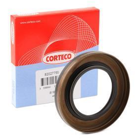 köp CORTECO Oljetätningsring, differential 01027755B när du vill