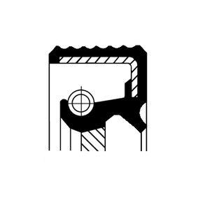 CORTECO Wellendichtring, Verteilergetriebe 01035172B Günstig mit Garantie kaufen