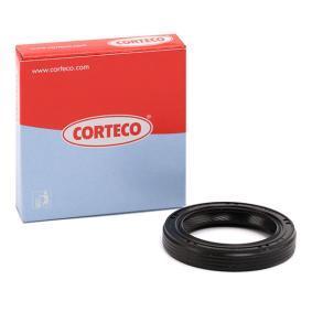 kúpte si CORTECO Tesniaci krúżok kľukového hriadeľa 12010674B kedykoľvek