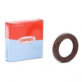 compre CORTECO Retentor, árvore de cames 12018754B a qualquer hora