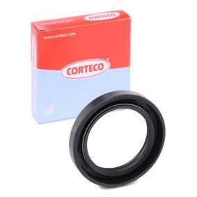 köp CORTECO Oljetätningsring, kamaxel 19015083B när du vill
