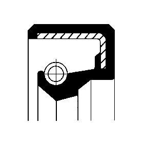 compre CORTECO Retentor, cubo da roda 19016473B a qualquer hora