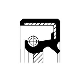 CORTECO Simering, ax cu came 19027628B cumpărați online 24/24
