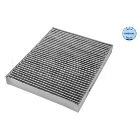 Filtr, vzduch v interiéru 112 320 0012 pro PORSCHE nízké ceny - Nakupujte nyní!