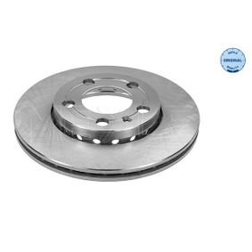 Brake Disc 115 521 1056 MEYLE Secure payment — only new parts