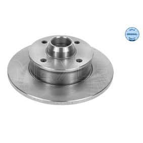 Brake Disc 115 523 1005 MEYLE Secure payment — only new parts