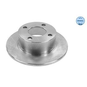 Brake Disc 115 523 1007 MEYLE Secure payment — only new parts