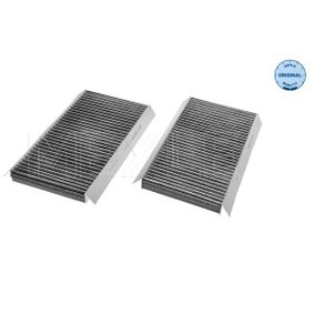 Filter, interior air 312 320 0012/S for BMW 7 Series at a discount — buy now!