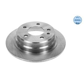 Brake Disc 315 523 3002 for BMW 5 Series at a discount — buy now!