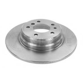 Brake Disc 315 523 3009 for BMW 7 Series at a discount — buy now!