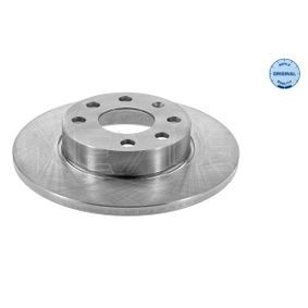 Brake Disc 615 521 6019 MEYLE Secure payment — only new parts