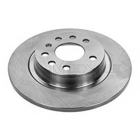 Brake Disc 615 523 6025 for FIAT cheap prices - Shop Now!