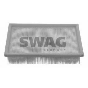 kupte si SWAG Vzduchový filtr 20 92 7032 kdykoliv