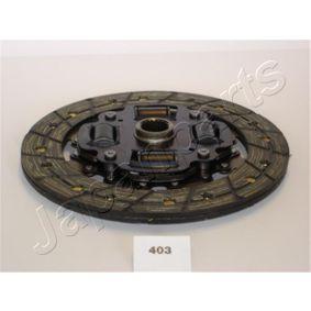 Αγοράστε JAPANPARTS Δίσκος συμπλέκτη DF-403 οποιαδήποτε στιγμή