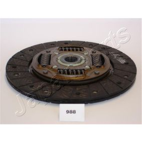 buy JAPANPARTS Clutch Disc DF-988 at any time