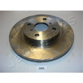 buy and replace Brake Disc JAPANPARTS DI-288