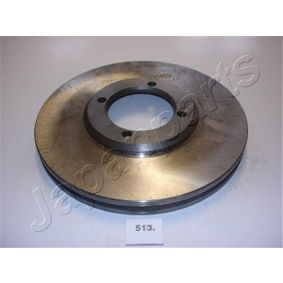 Brake Disc DI-513 JAPANPARTS Secure payment — only new parts