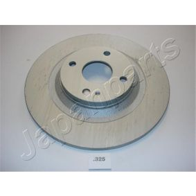 Brake Disc DP-325 JAPANPARTS Secure payment — only new parts