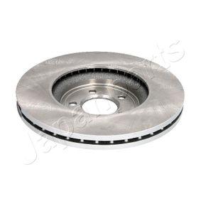 Disque de frein DP-595 JAPANPARTS Paiement sécurisé — seulement des pièces neuves