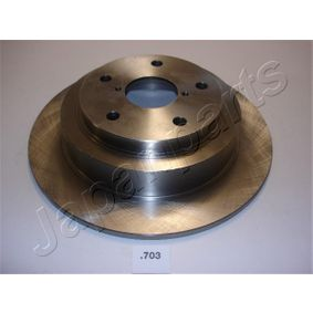 Brake Disc DP-703 JAPANPARTS Secure payment — only new parts