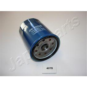 Filtr oleju JAPANPARTS FO-407S kupić i wymienić